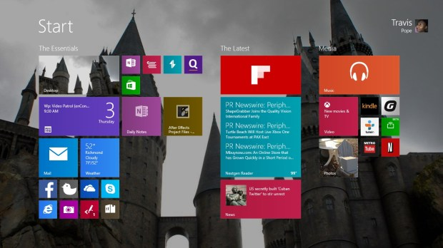 How to Turn Off Live Tiles in WIndows 8 (1)