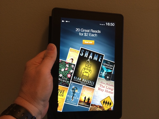 How To Get Rid of Special Offers on Kindle Fire Tablets