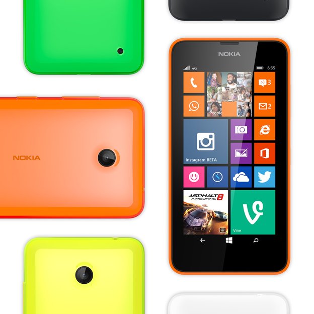 Nokia Lumia 635 Could Steal the Cheap Smartphone Crown From the Moto G