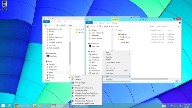 Move Your Music, Video & Pictures to an SD Card in Windows 8 (10)