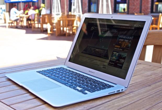 New MacBook Air Retina