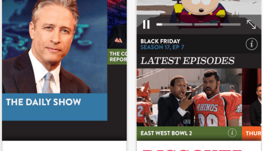 Comedy Central for iPhone and iPad