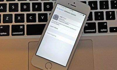 The iOS 7.1.1 update on the iPhone 5s installed easily and runs good so far.