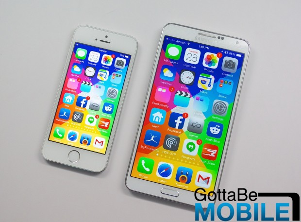 iPhone 6 vs. Samsung Galaxy Note 4: Everything We Know So Far