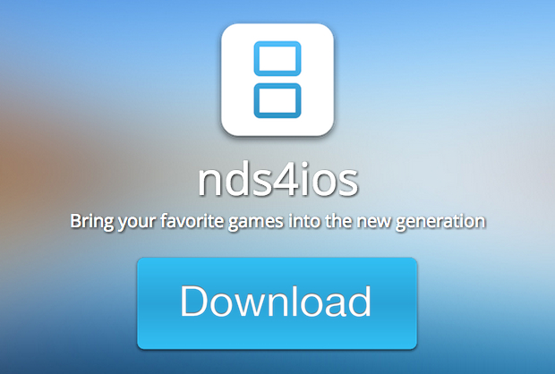 Nintendo DS Emulator for iPhone and iPad Arrives, No Jailbreak Needed