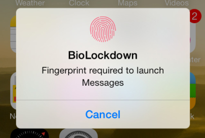 Hopefully iOS 8 will use Touch ID more.