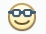 Facebook Emoticon Glasses