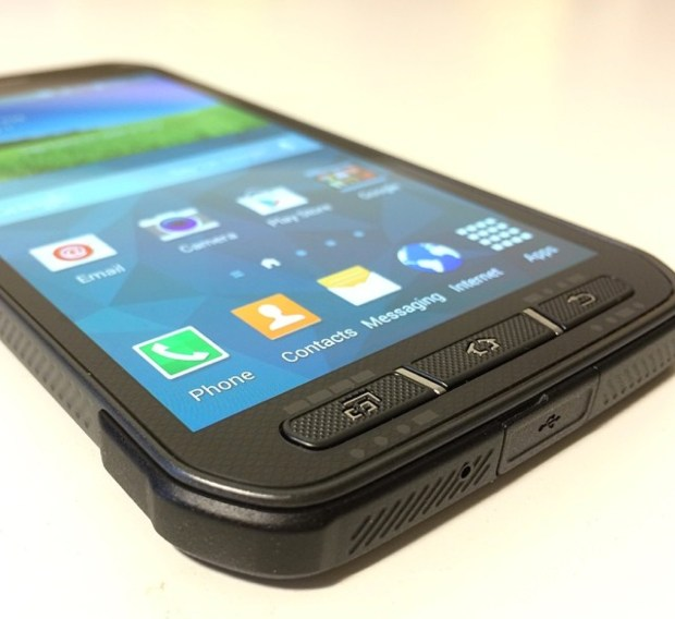 This is the Galaxy S5 Active