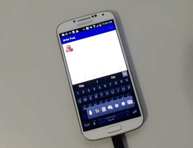 The Galaxy S4 Emoji keyboard should be easy to access, but it is not working for everyone.