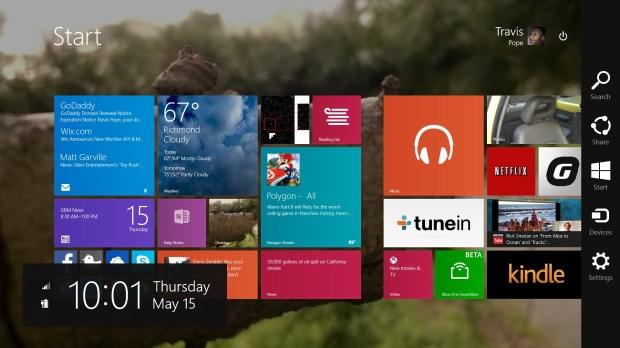 How to Customize the Windows 8.1 Lock Screen (2)