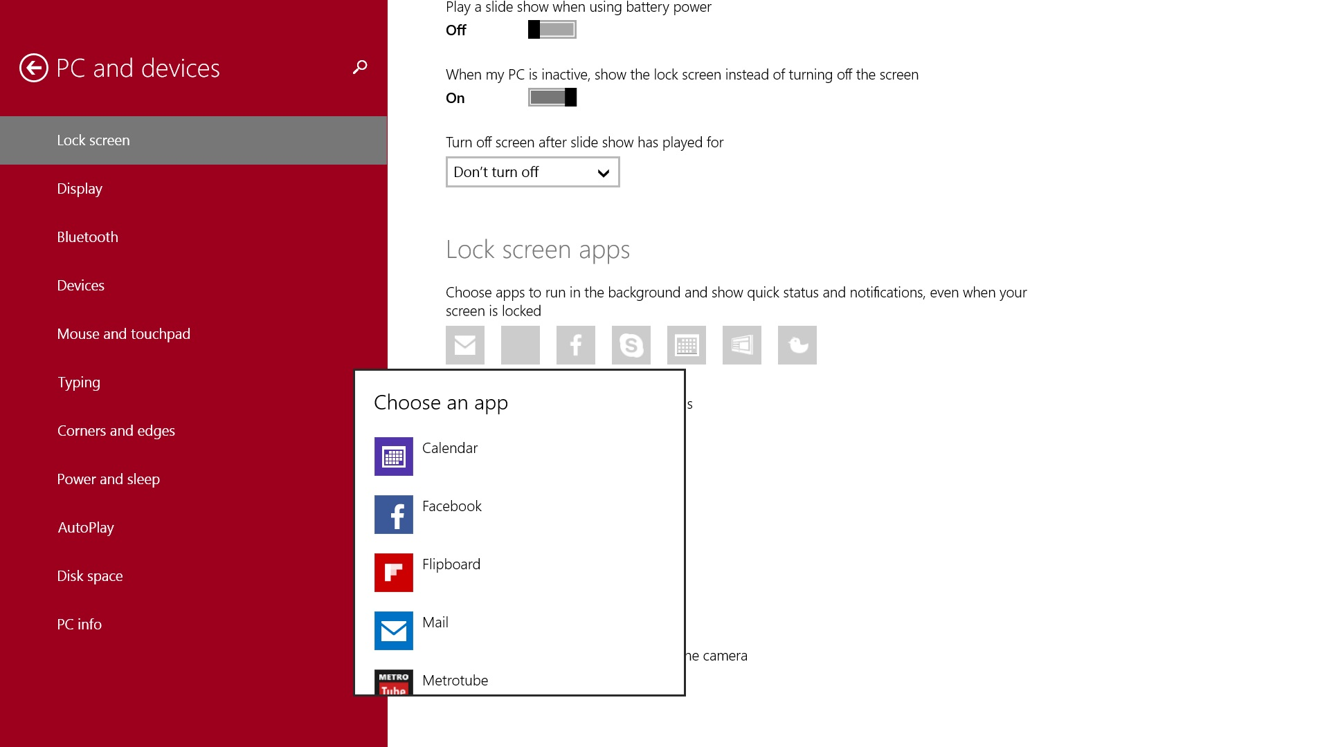 How to Customize the Windows 8.1 Lock Screen (9)