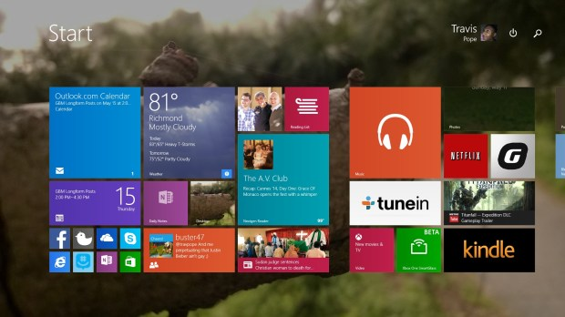 How to Share in Windows 8 (1)