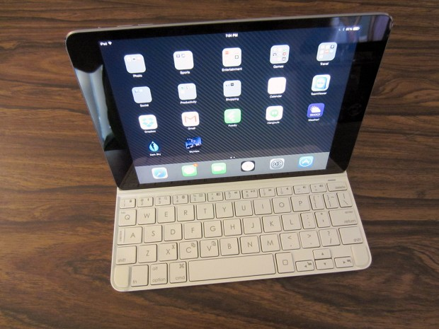 Logitech Ultrathin iPad Mini Bluetooth Keyboard Review