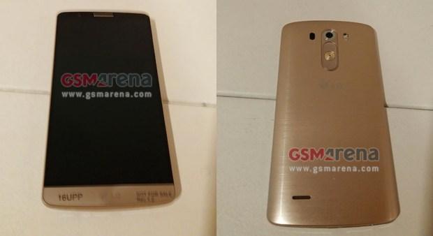 LGG3-gold
