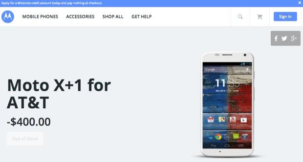 Moto X+1 Price Leaks As Rumors Swirl