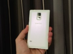 Samsung Galaxy S5 S View Flip Cover Review = 9