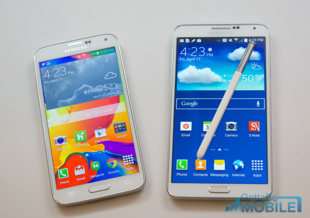 Samsung-Galaxy-S5-vs-Galaxy-Note-3-Displays-620x437
