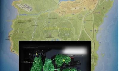 Watch Dogs vs GTA 5 map comparison.