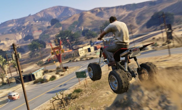An Xbox One GTA 5 release and a PS4 version may arrive before March 2015.