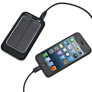 bracketron xolar 3000 solar USB charger