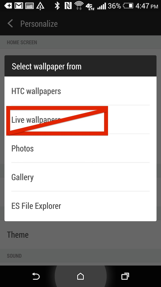htc one m8 wallpapers