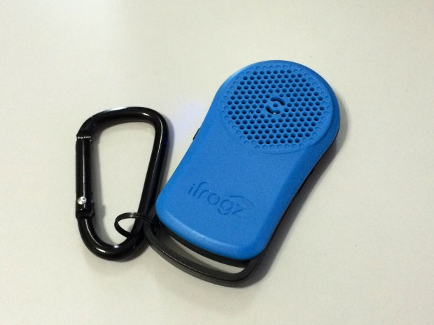 iFrogz TadPole Review: Small Bluetooth Speaker