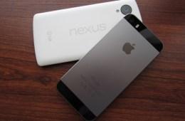 iPhone-5s-Nexus-5