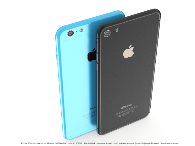 Colorful iPhone 6 Concept