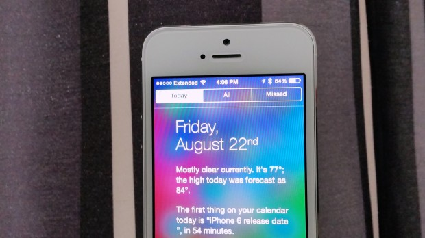 A second rumor points to an iPhone 6 release date in August, earlier than many predictions.