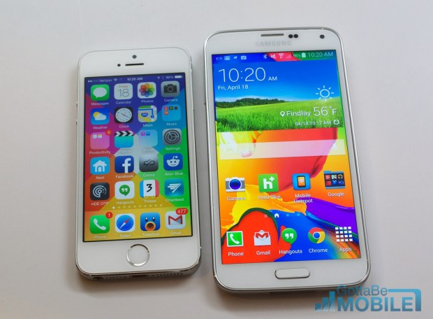 iPhone 6 rumors firm up as Galaxy S5 and iPhone 5s deals abound.