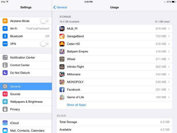 ipad-storage-usage