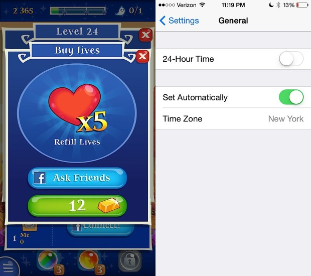 this is one of two Bubble Witch 2 Saga cheats to help you get more lives and unlock levels.