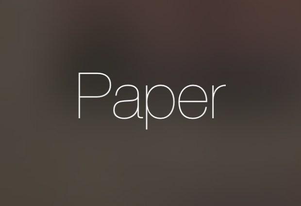 Facebook_Paper