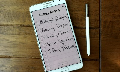 Here is a checklist of Galaxy note 4 features this Galaxy Note 3 owner wants.