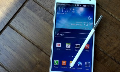The S Pen is an integral part of the Note experience.