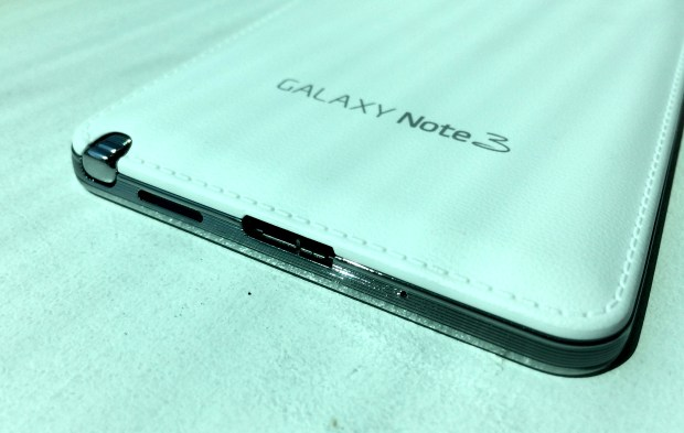 Galaxy Note 4 Speakers