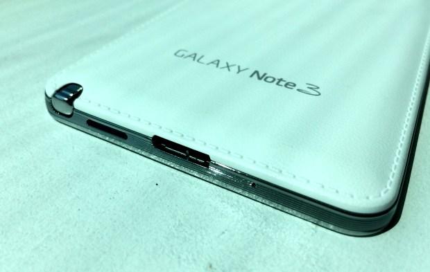 Galaxy Note 4 Speakers