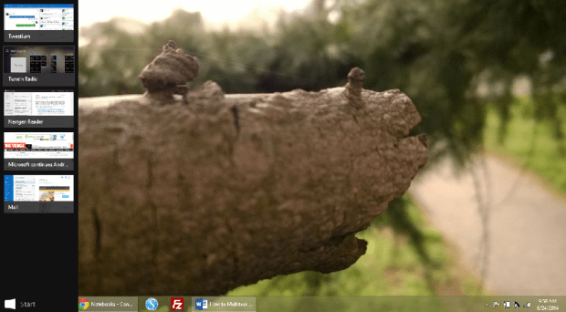 How to Multitask in Windows 8 (2)