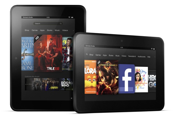 Here are Kindle Fire HD deals to check out for Father's Day 2014.