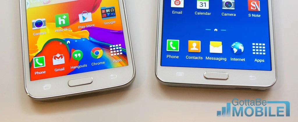 Samsung Galaxy Android 4 4 KitKat Breakdown (November)
