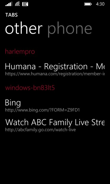 Windows Phone 8 (3)