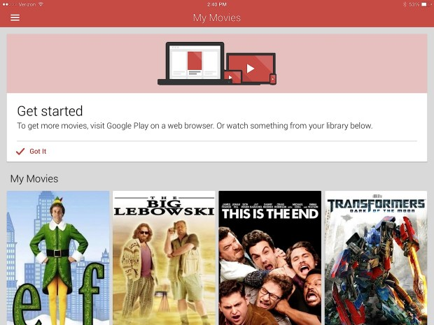 This is a better way to rent movies on the iPad.