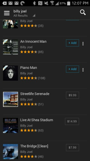 amazon prime music limitations