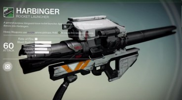 Destiny preorder Bonus Weapons - 7