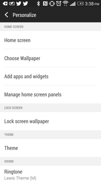How to Change The Ringtone on the HTC One  (6)