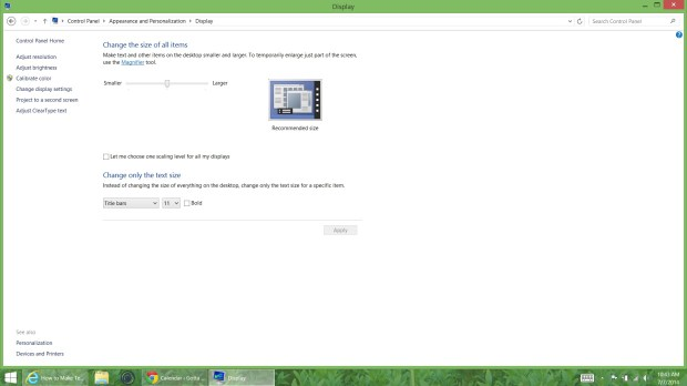 How to MakeTextandApps Larger in Windows 8.1 (13)