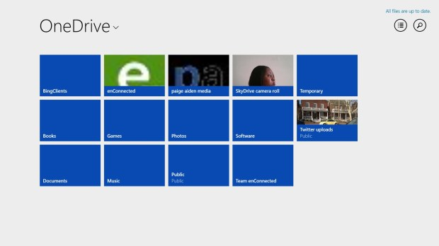 How to Sync YourOneDrive Pictures & Documents to Windows 8 (3)