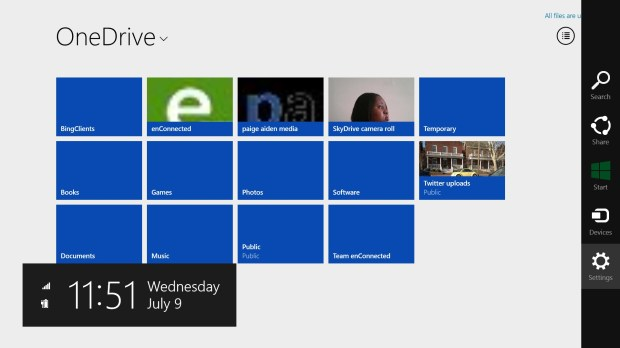 How to Sync YourOneDrive Pictures & Documents to Windows 8 (4)
