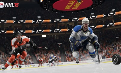 Check out three exciting NHL 15 features coming for the Xbox One and PS4.