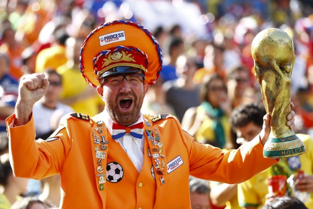 Not everyone is in Brazil so some Netherlands fans need a Netherlands vs Argentina live stream to watch.